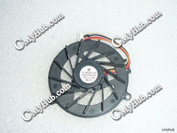 Sony Vaio Vgn Js Series Cooling Fan Udqf2ph54df0 Laptop Pc