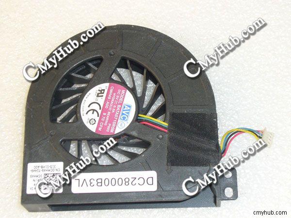 Dell Precision M4700 0CMH49 CMH49 BATA0715R5M P002 DC28000B3VL GPU