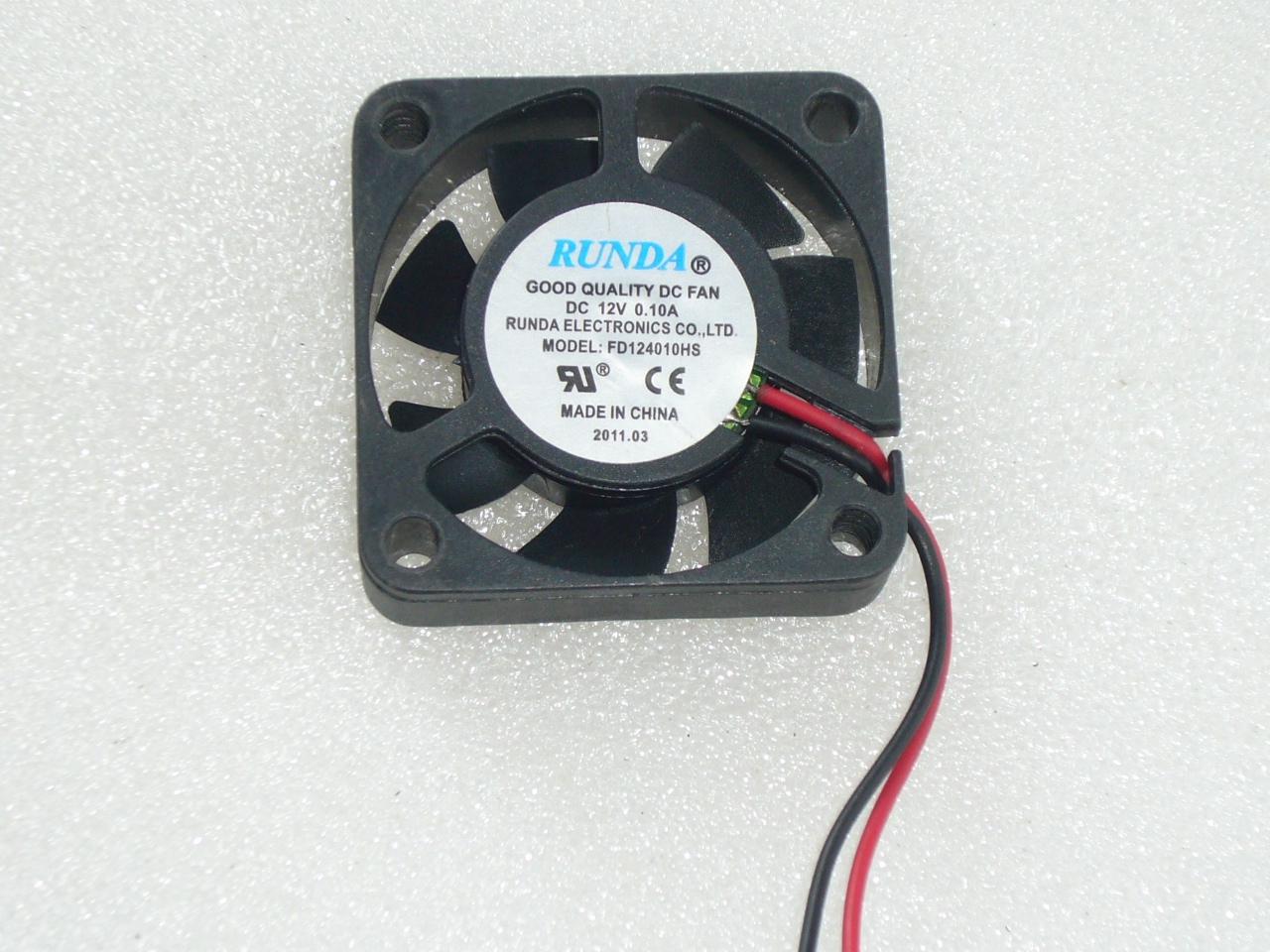 Runda Dc Fans : Runda fd hs dc v a cm mm pin